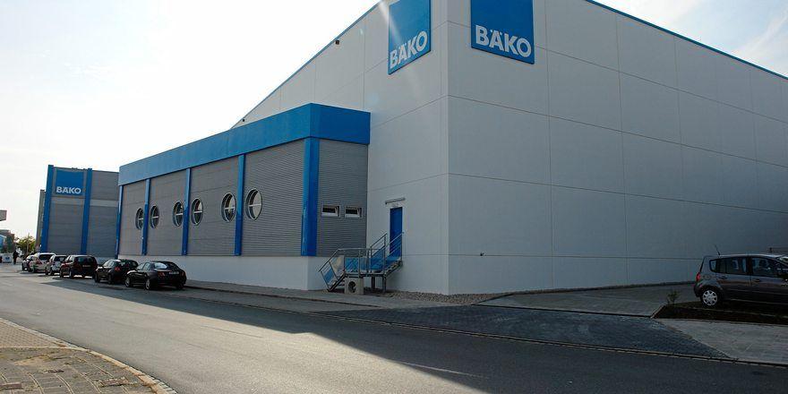 In Nürnberg ist ein Standort der Bäko-Zentrale Süd.