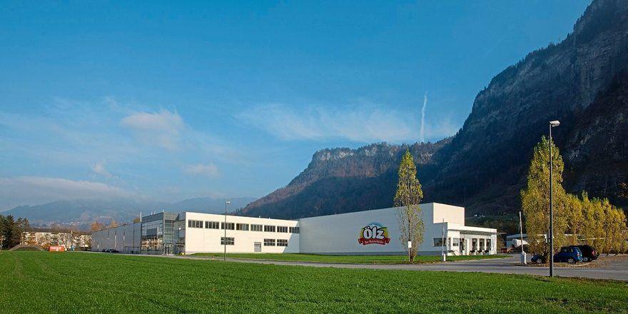 Das Werk in Dornbirn-Wallenmahd soll nun erweitert werden.