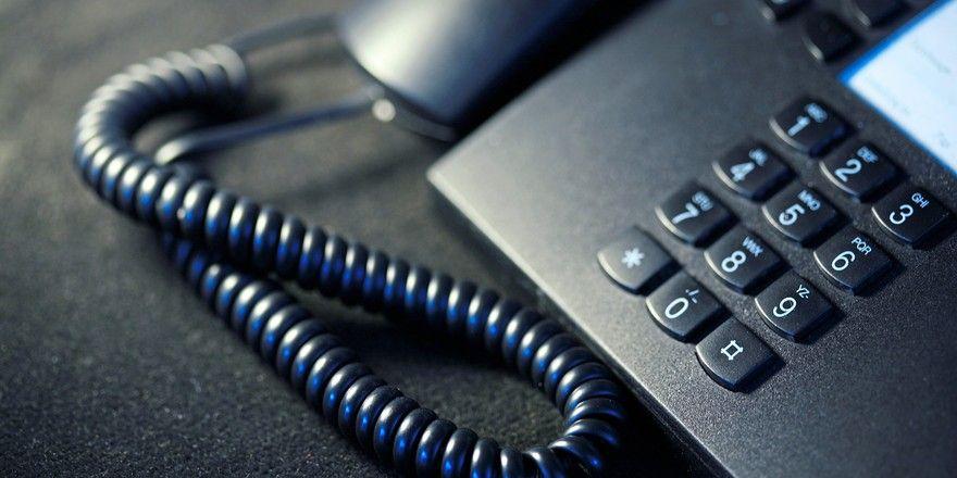 Telefonabzocke: Am besten gleich auflegen.