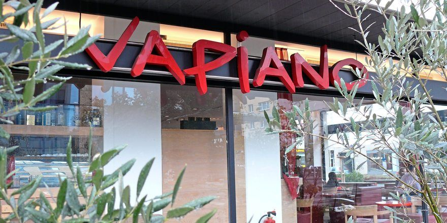 Die Kette Vapiano setzt auf Expansion.