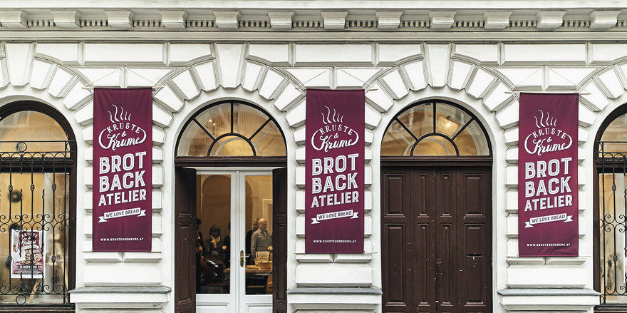 Brotbacken mit (Jugend-)Stil: das Brotback-Atelier in Wien.