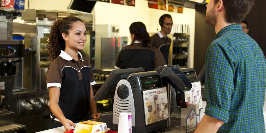 Nach wie vor gefragt: McDonald's hat in Europa als Gastro-Anbieter die Nase vorne.