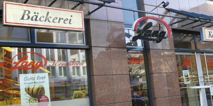 Die Tür bleibt zu: Mangels Masse wurden Filialen und Produktionsbetrieb der Bäckerei geschlossen.