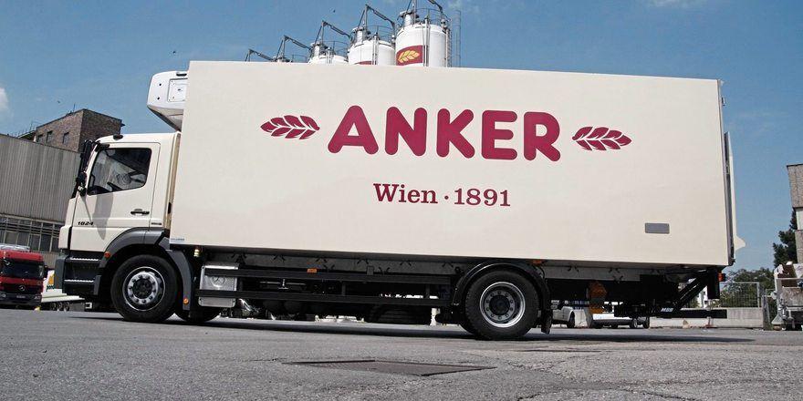 Ankerbrot beliefert in Österreich den Handel und rund eigene 110 Filialen.