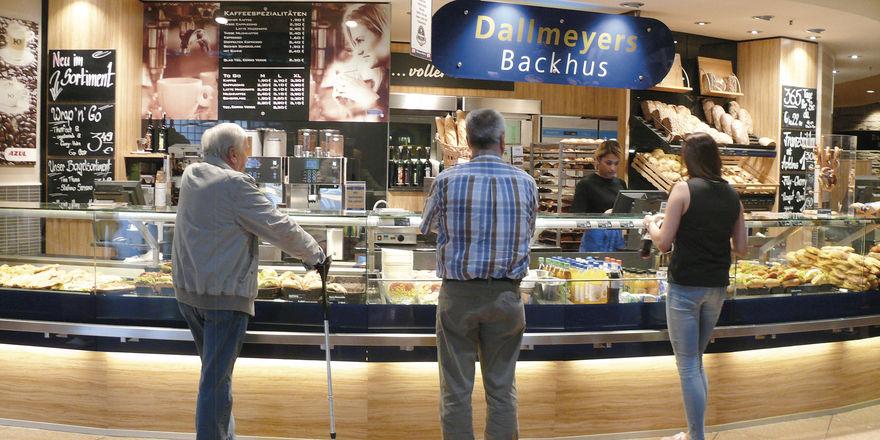 Die Dallmeyers Backhus-Standorte gehören von nun an zu Allwörden.