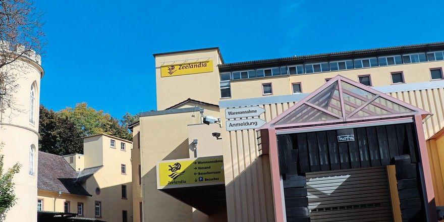 Zu Zeelandia am Standort Frankfurt gehört nun der Aromenhersteller Wigo.