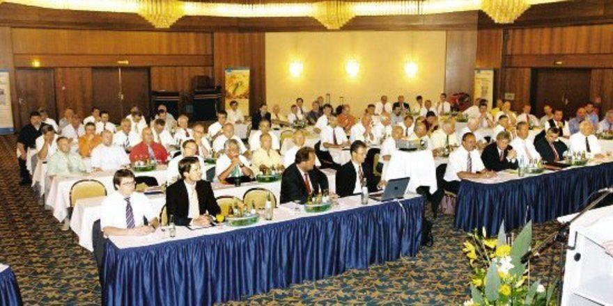 Gut besucht war die Generalversammlung der Bäko-Zentrale Süd in Würzburg.