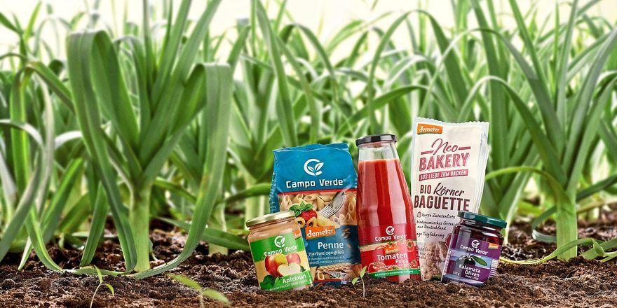 Kaufland hat ab Februar Demeter-Produkte - auch Backwaren - im Sortiment.