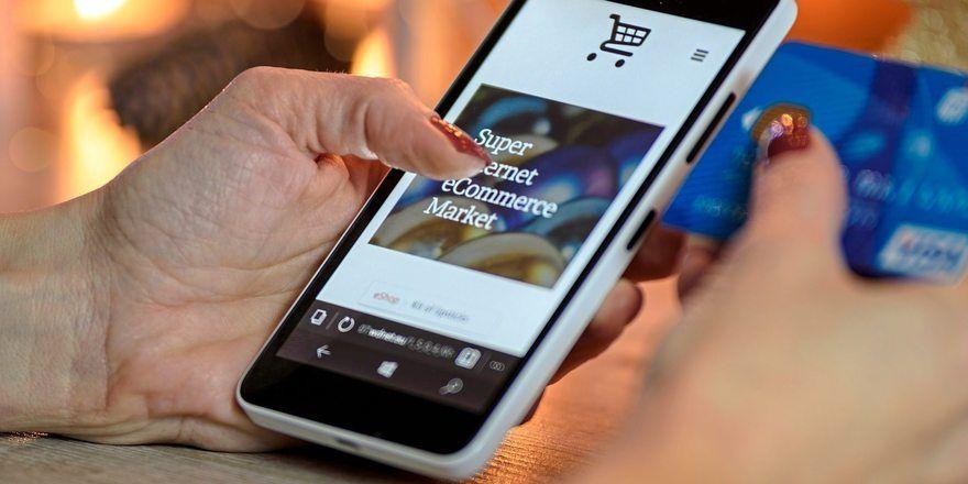 Online bestellen nimmt zu - auch im Lebensmittelsektor.