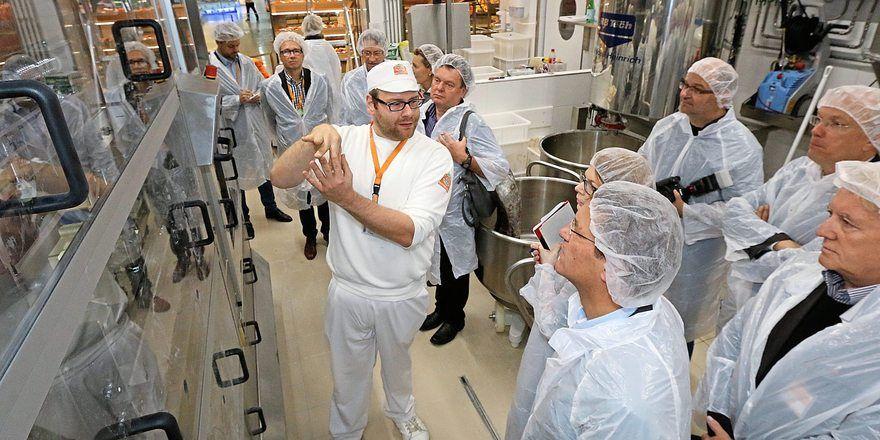 Der Gehaltssprung vom Gesellen zum Meister ist bei zahlreichen Handwerksberufen größer als beim Bäcker.