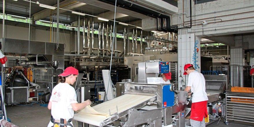 Im Lebensmittelhandwerk sinkt die Zahl der Beschäftigten.