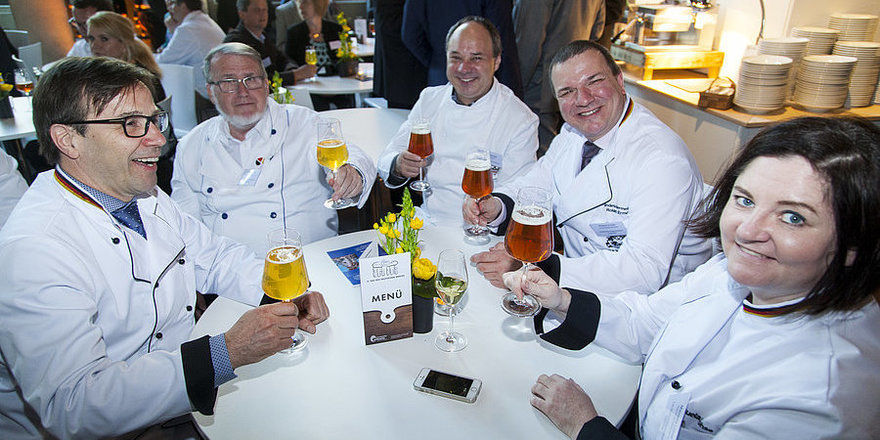 """Im April will sich der Zentralverband an einem etwas größeren """"Runden Tisch"""" treffen, als der beim Tag des Deutschen Brotes in Berlin."""