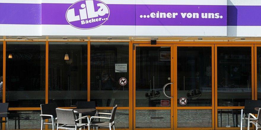 Die Bäckereikette Lila-Bäcker will unrentable Standorte schließen.