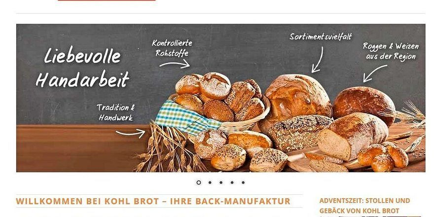 Kohl Brot betreibt Filialen im Saarland und in Rheinland-Pfalz.