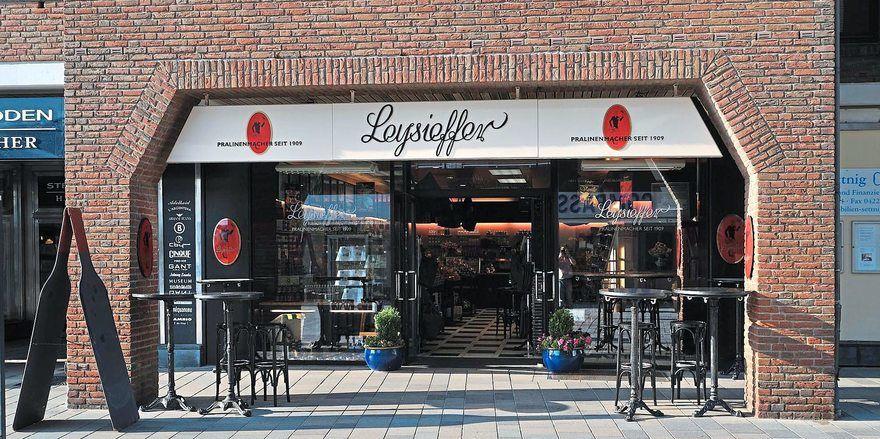 Leysieffer-Filiale in Westerland auf Sylt.