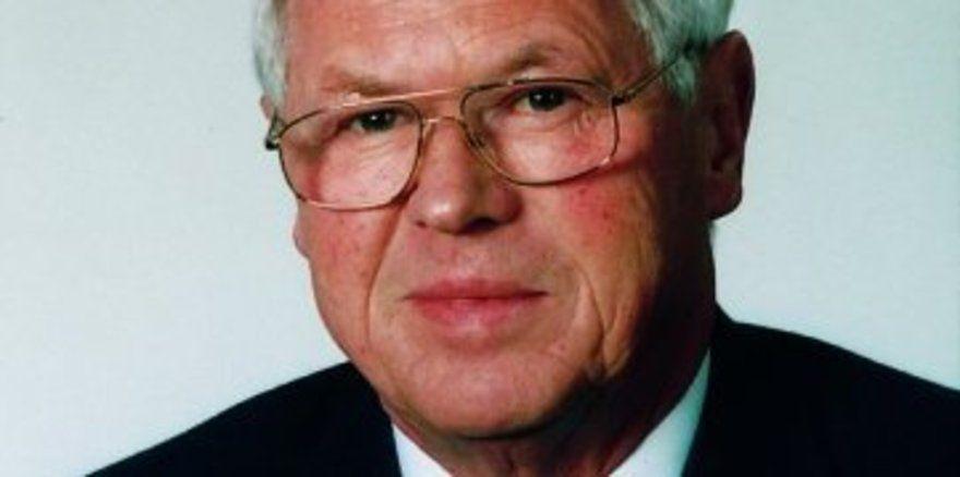 """Walter Dech ist der alte und neue Präsident der Handwerkskammer der Pfalz. <tbs Name=""""foto"""" Content=""""*un""""/>"""