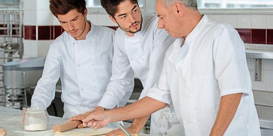 """Hier spricht der Chef: Dem Handwerk soll der Begriff """"Meister"""" als Abschlussbezeichnung erhalten bleiben."""