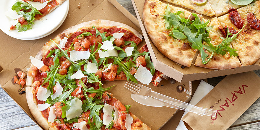Ob vor Ort verzehrt oder geliefert, Pizza ist einer der Renner des Außer-Haus-Geschäfts.