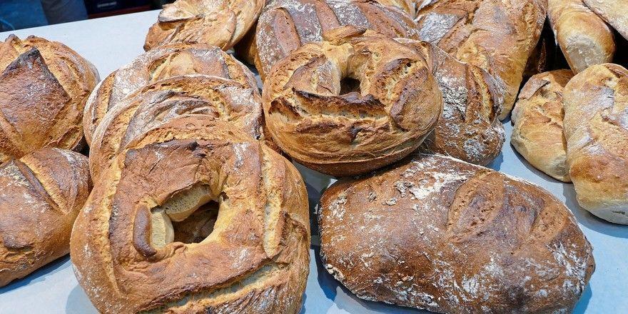 Helle Brotsorten gelten bei manchen Verbrauchern als ungesund.