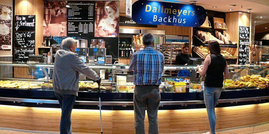 Die Filialen von Dallmeyers Backhus haben 2018 mehr verkauft.