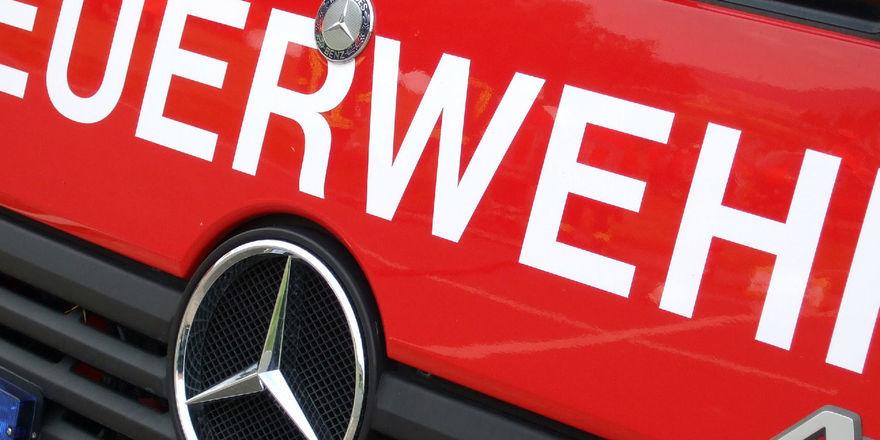 Die Feuerwehr musste zu einem Großbrand auf dem Gelände von Ireks ausrücken.