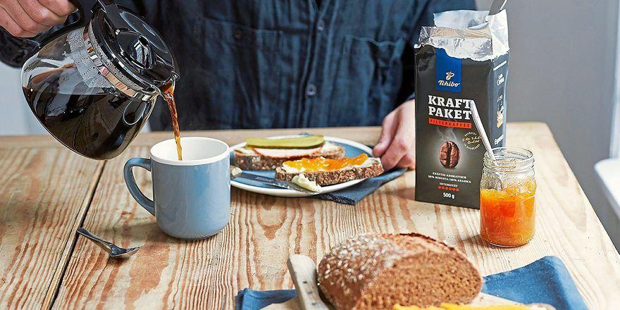 Trotz sinkender Endverbraucherpreise kann Tchibo den Umsatz mit Kaffee weiter erhöhen.