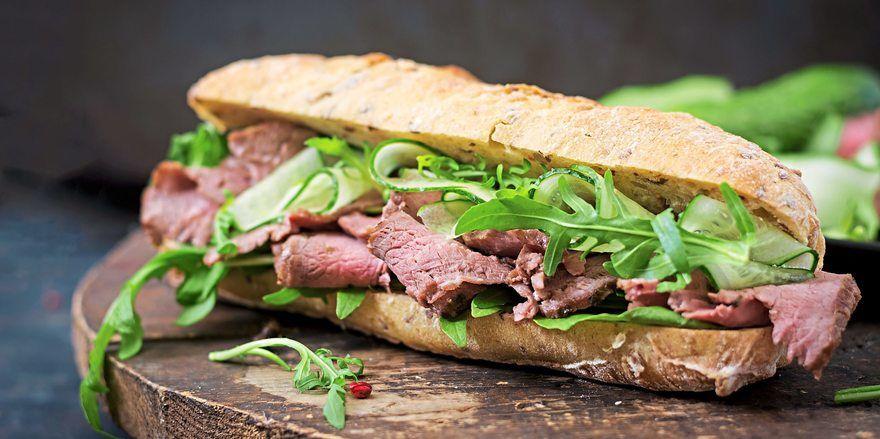 Für immer mehr Kunden wird der Snack auf die Hand zur Hauptmahlzeit.