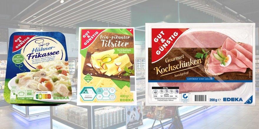 Was darf`s sein, die Nutricore-, die Max-Rubner-Lösung oder das Kennzeichnungssystem des Lebensmittelverbands (von links).