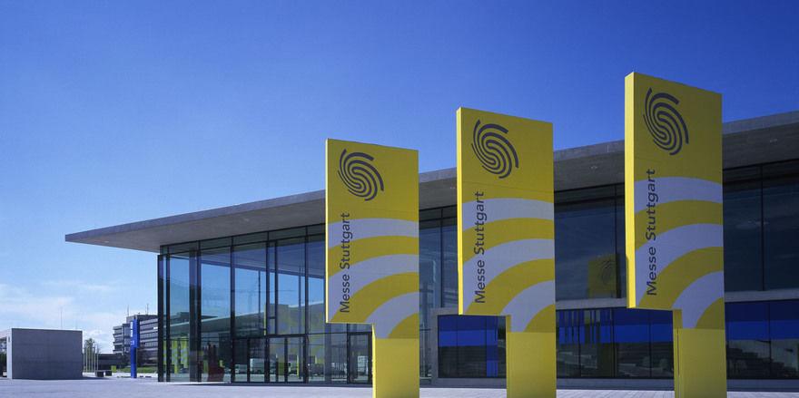 Die Messe Stuttgart ist Opfer eines Cyberangriffs geworden.