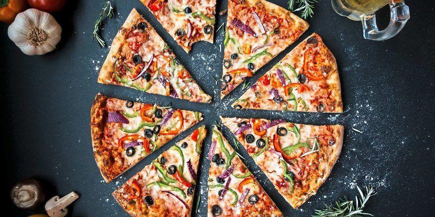 Die Pizza ist eines der meistverkauften Fertigprodukte auf Backwarenbasis.