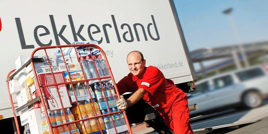 Lekkerland beliefert neben Tankstellen und Kiosken auch Bäckereien.