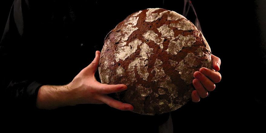Das Brot des Jahres für den Welttag des Brotes.