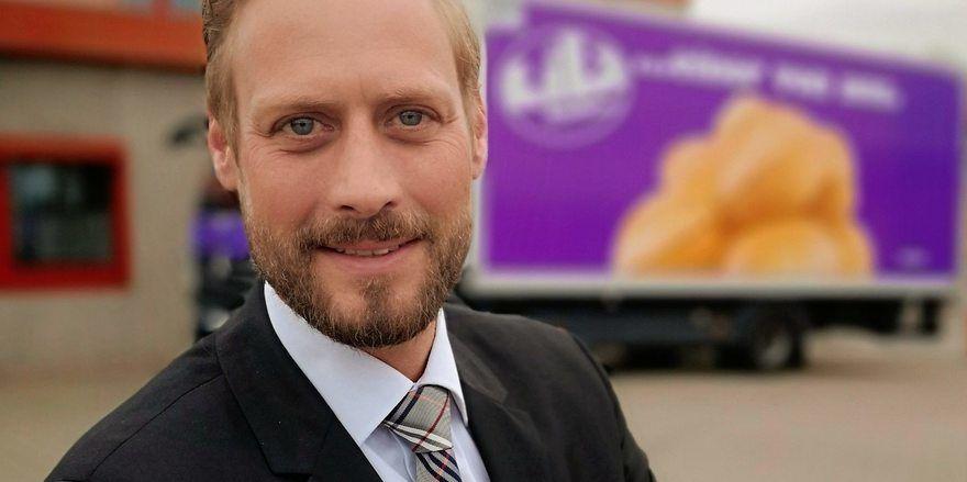 René Verdcheval ist neuer Geschäftsführer für das B2C-Geschäft.