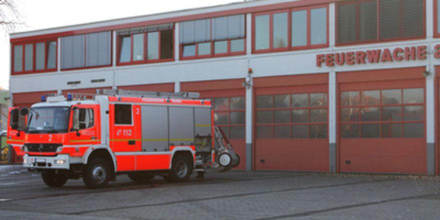 Nur mit Einsatz von schwerem Gerät konnte der Brand gelöscht werden.