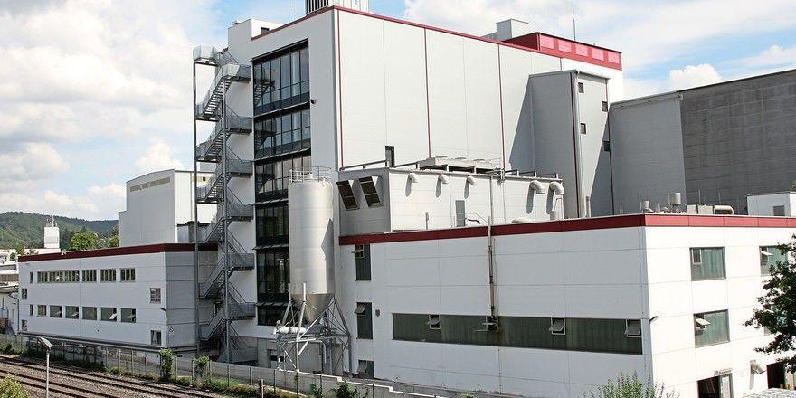 Am Stammsitz von Ireks in Kulmbach ist ein neues Sudhaus für die Malzherstellung gebaut worden.