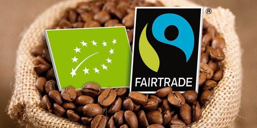 Vor allem beim Kaffeeangebot können Anbieter vom Fairtrade-Siegel profitieren.