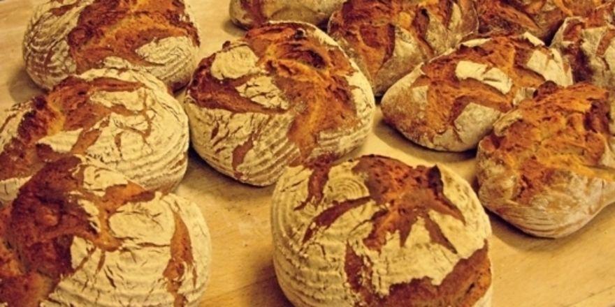Handwerklich und regional hergestelltes Brot ist beliebt.