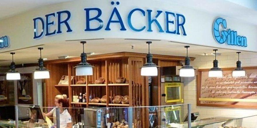 """Eine der bald 57 Filialen betreibt die Bäckerei Gillen im Einkaufszentrum """"Trier Galerie""""."""