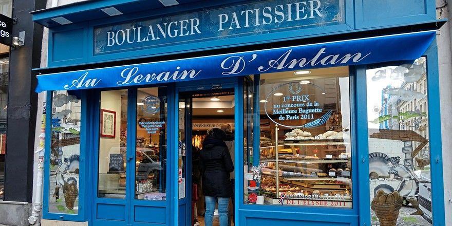 Keine unerwünschte Beigabe zum Baguette: Frankreich verzichtet konsequent auf die Ausgabe von Kassenbons bei Kleinstbeträgen.