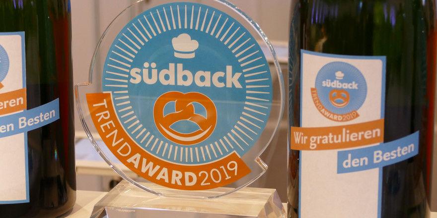 """Auch 2020 gibt es wieder die """"Pokale"""" im Zusammenhang mit dem Trend Award zu gewinnen."""