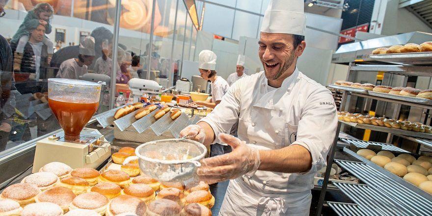 Auf der Messe München wird in diesem Jahr nicht gebacken.
