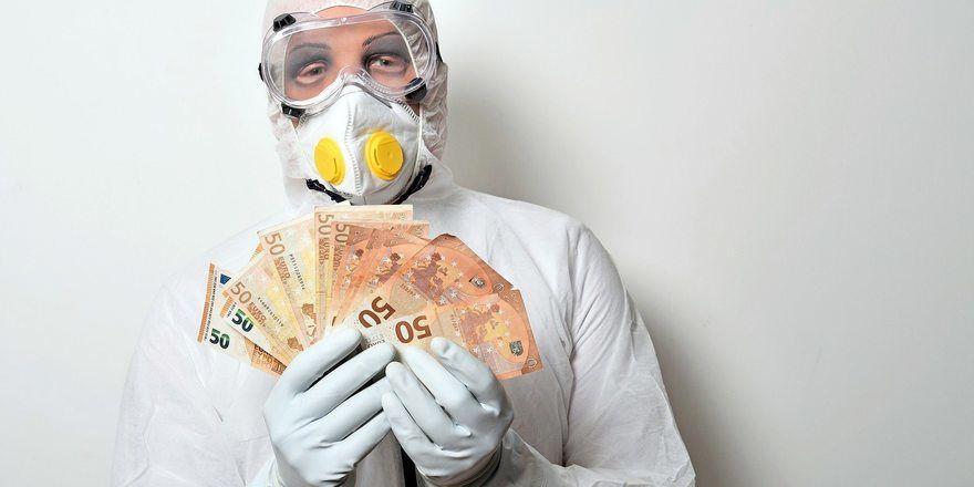 Wer haftet für die Kosten einer Messe, die wegen des Coronavirus abgesagt werden muss?