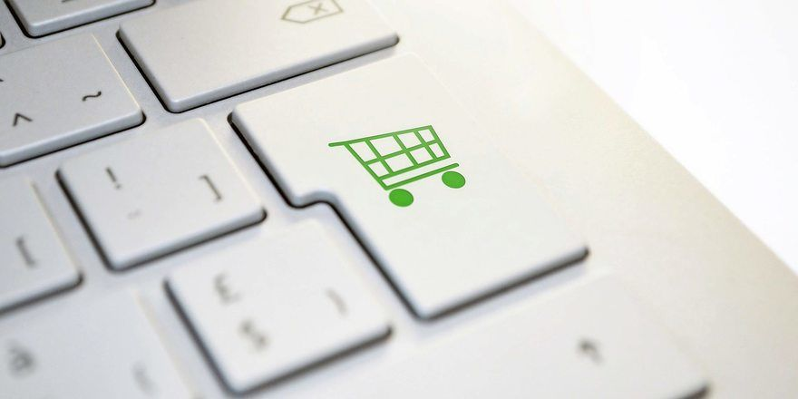 Ab in den virtuellen Warenkorb: Im zertifizierten Online-Shop fällt's leichter.