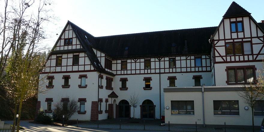 Der Unterricht fällt an der Bundesakademie in Weinheim vorläufig aus.