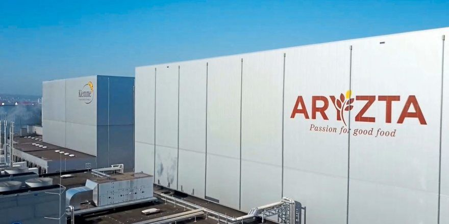 Aryzta produziert TK-Backwaren auch in Deutschland, wie hier am Standort in Eisleben.