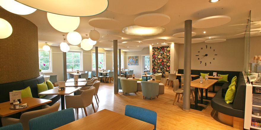 Könnten am 11. Mai wieder öffnen dürfen: Cafés wie dieses in Baden-Württemberg.