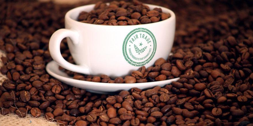 Kaffee ist das wichtigste Fairtrade-Produkt.