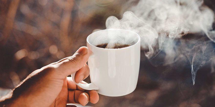 Der Kaffeekonsum hat sich aktuell verlagert..