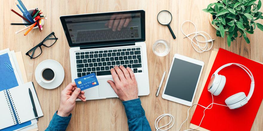 Deutsche wollen Lebensmittel verstärkt online bestellen.