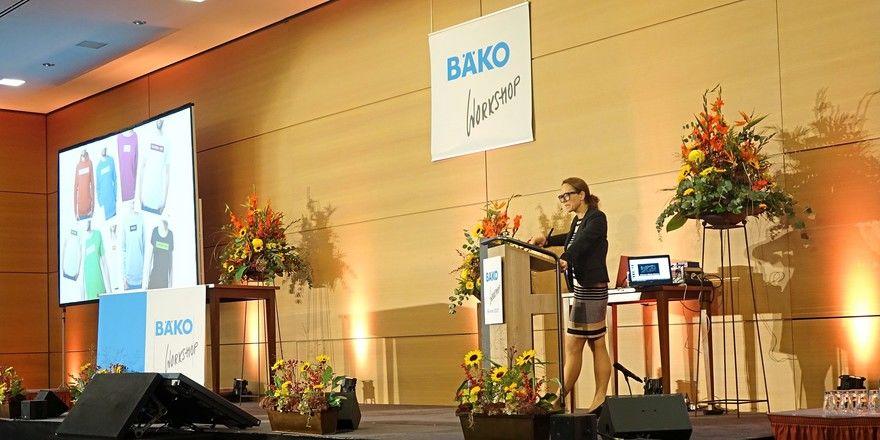 Der Bäko-Workshop ist ein etablierter Branchen-Event mit namhaften Referenten.